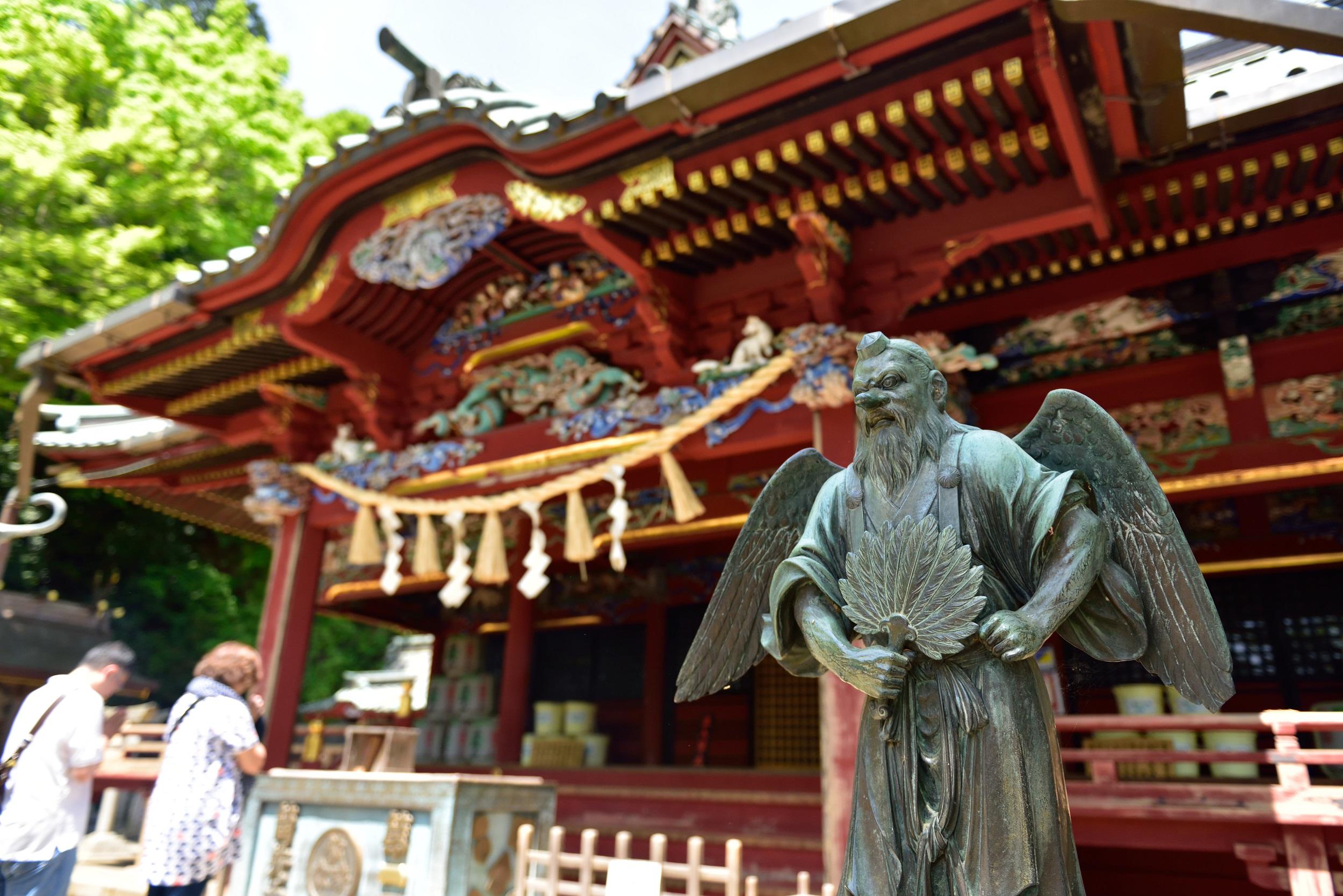東京高尾山薬王院