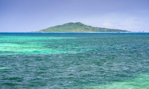 沖縄大神島