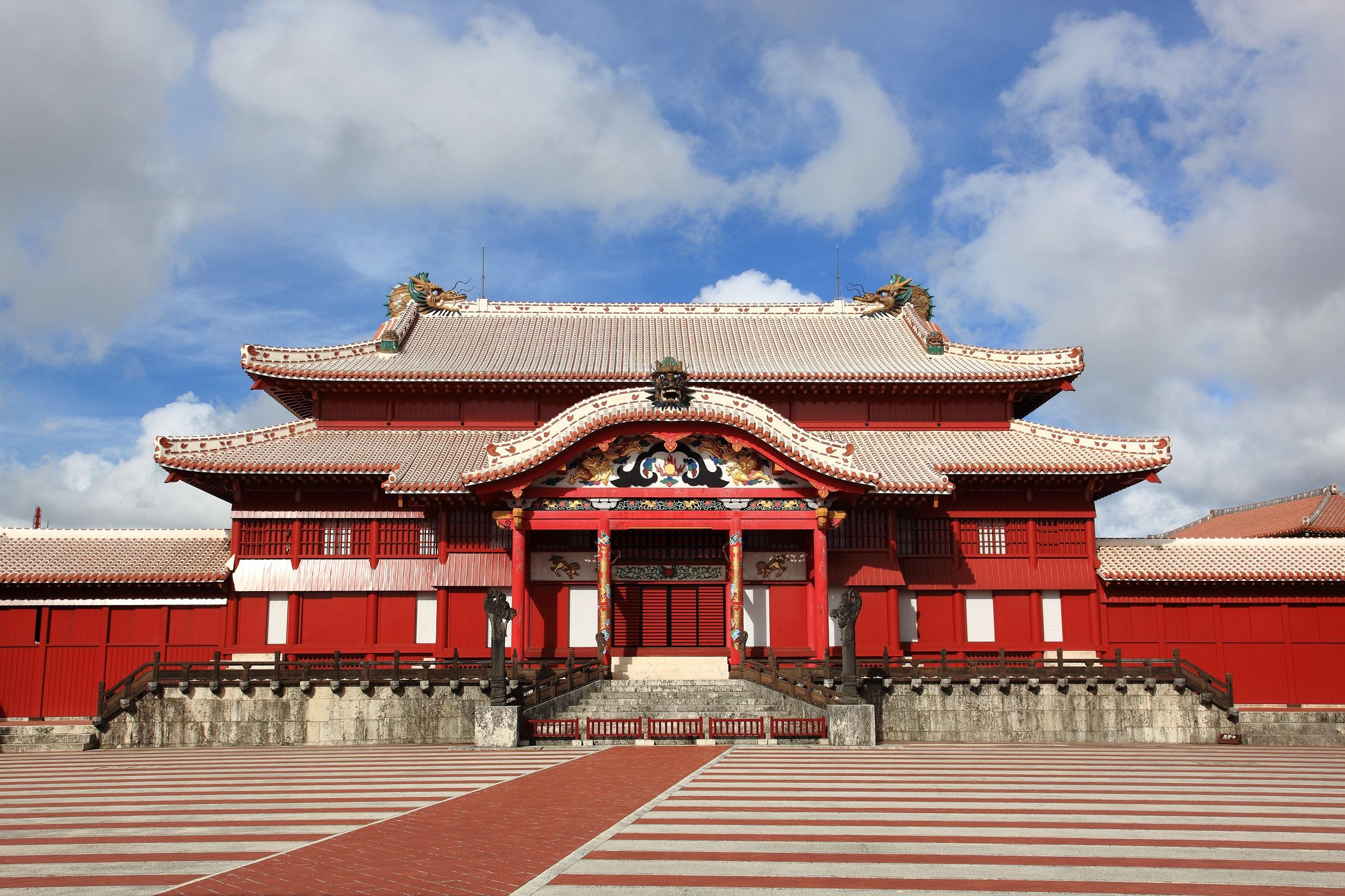 沖縄県首里城