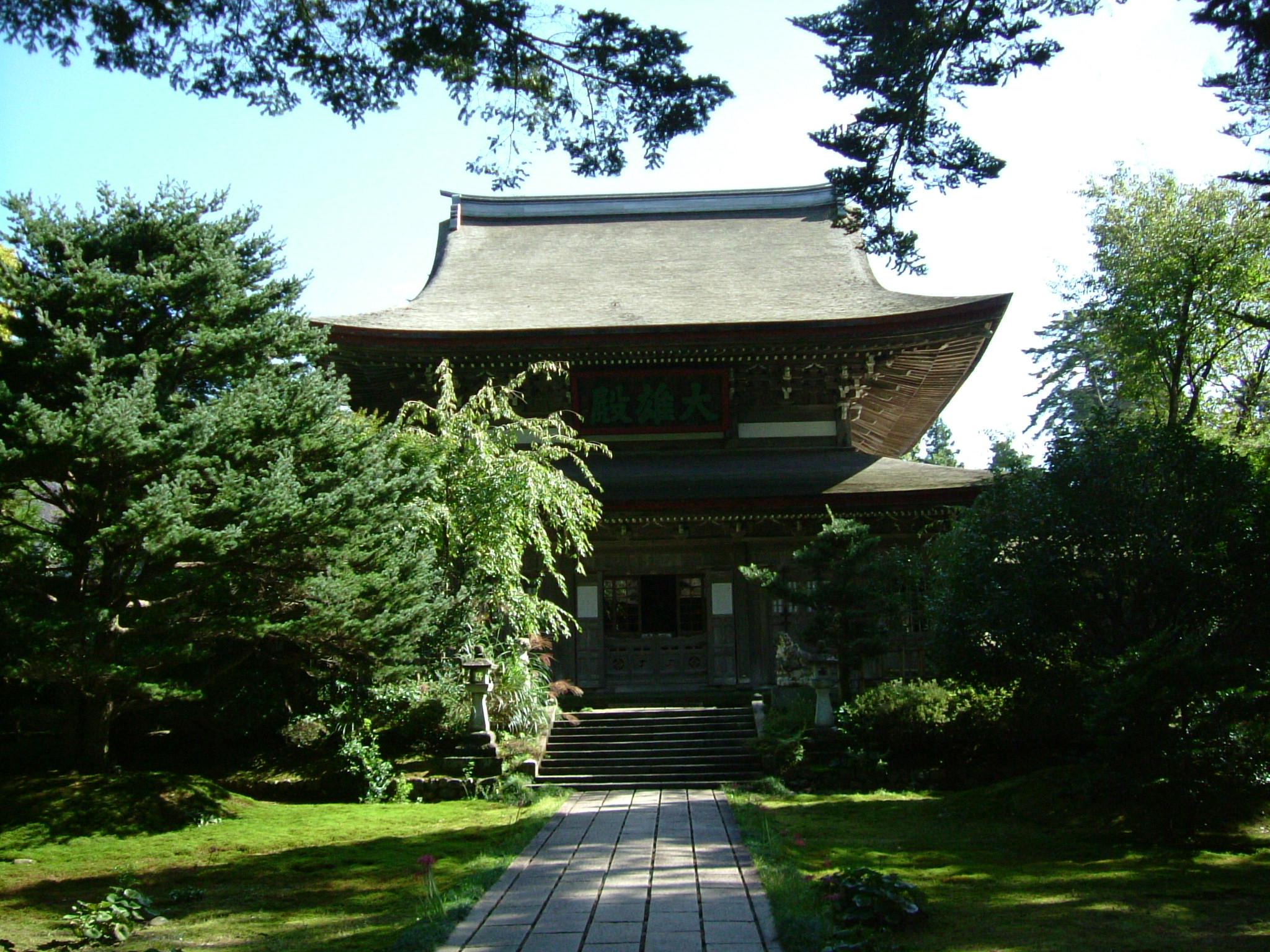 石川県曹洞宗大乗寺