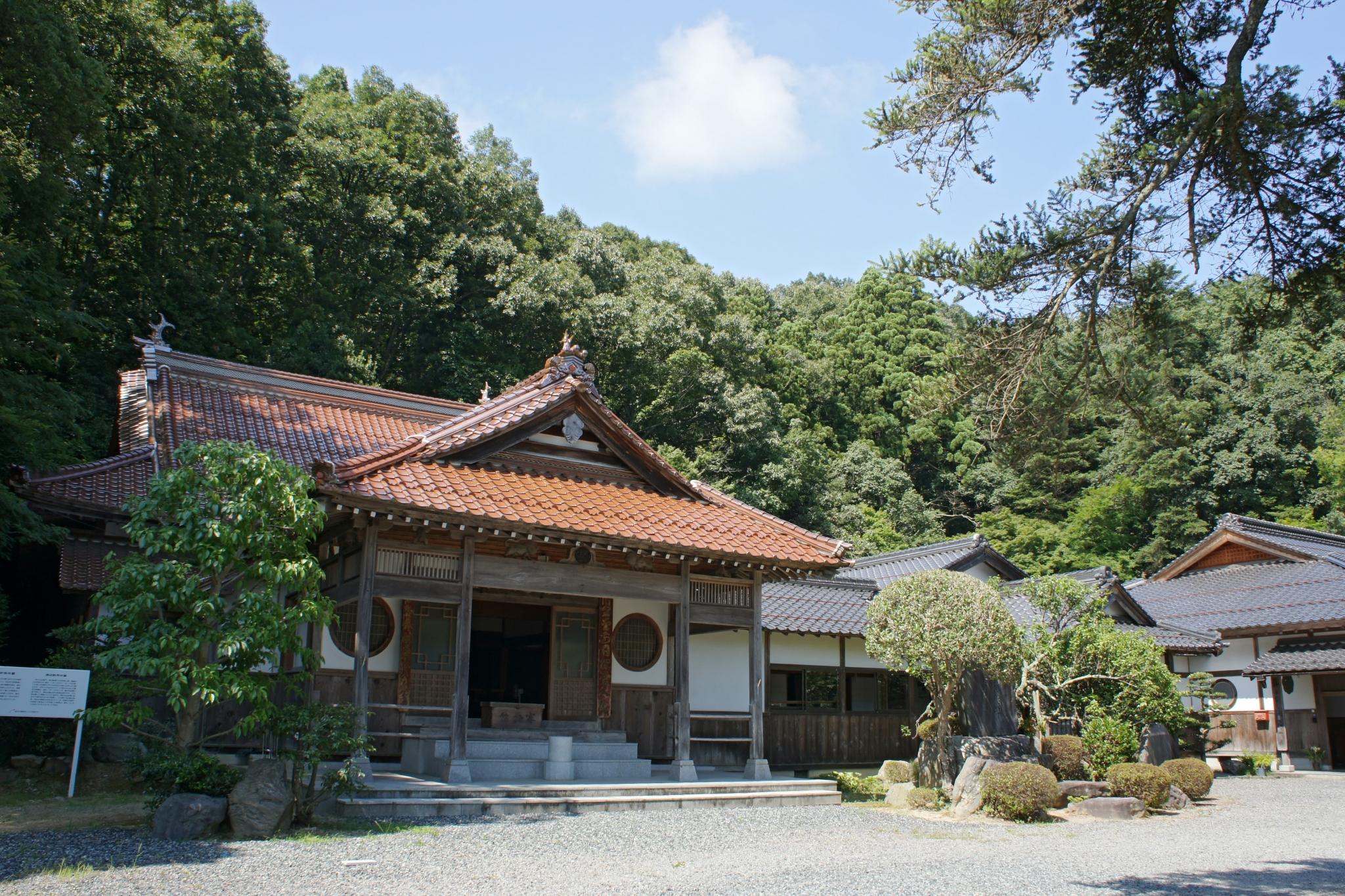 鳥取県黄檗宗興禅寺