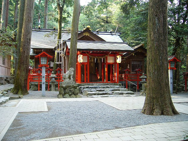 三重県椿大神社