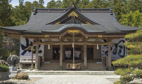 和歌山熊野本宮大社