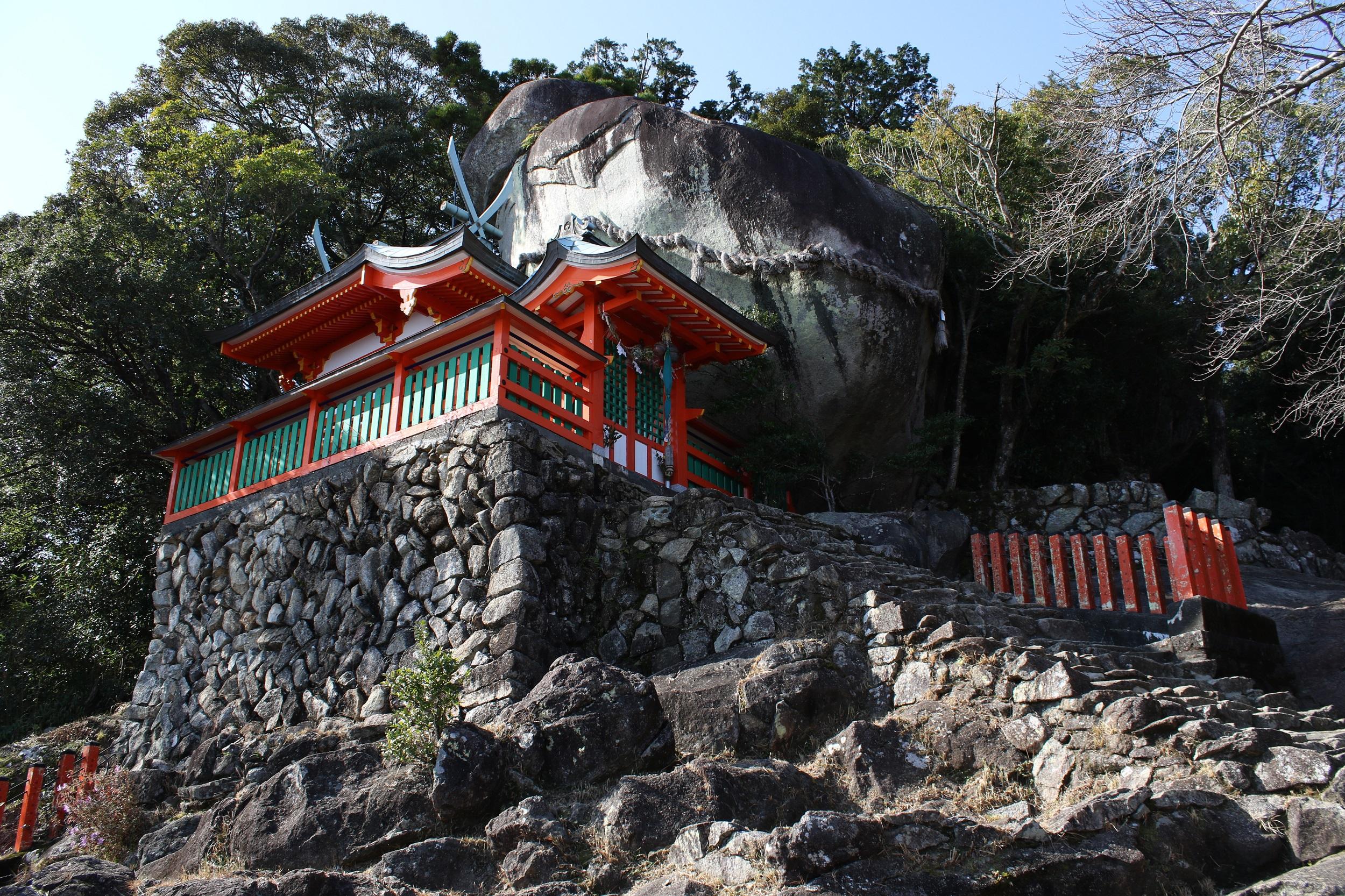 和歌山神倉神社