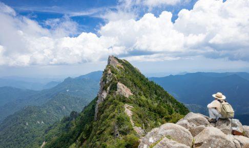 愛媛石鎚山