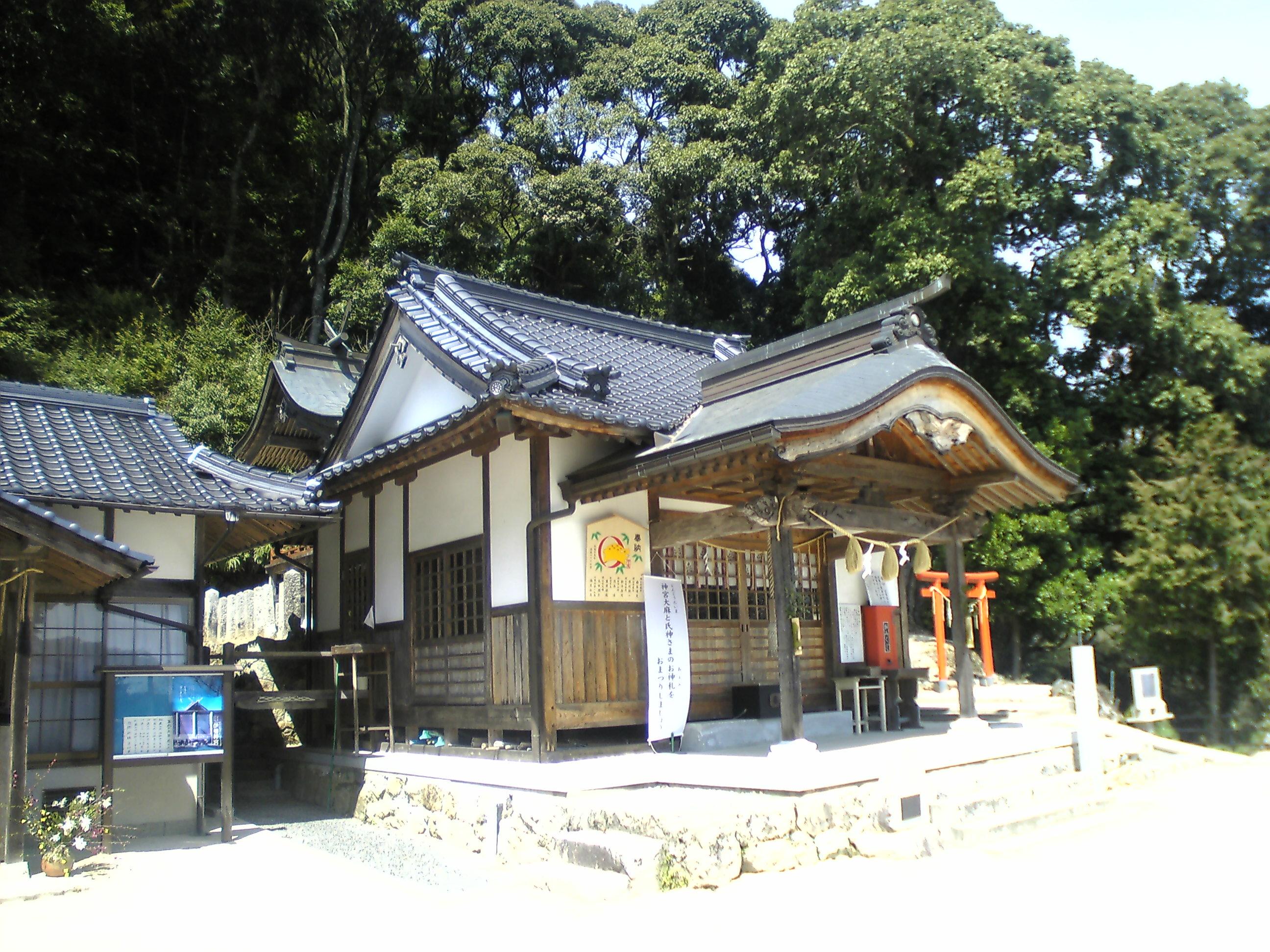 岡山県石上布都魂神社