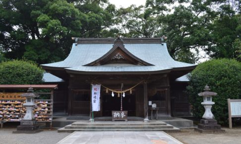 宮崎県都萬神社