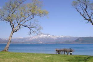 秋田田沢湖