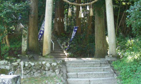 鳥取県金持神社