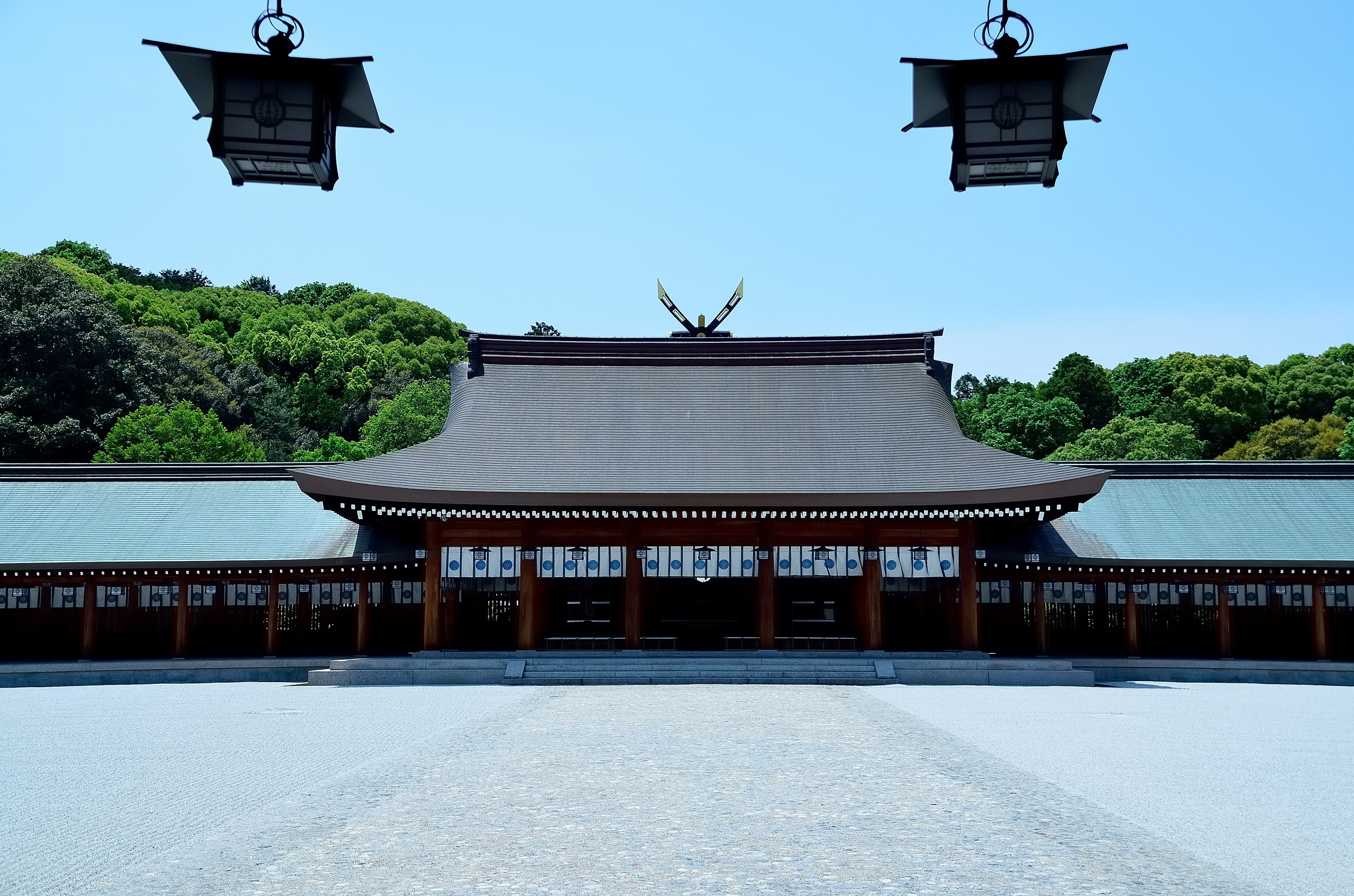 奈良橿原神宮