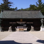 兵庫県伊弉諾神宮