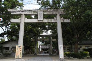 福岡県宇美八幡宮