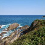 石川県聖域の岬